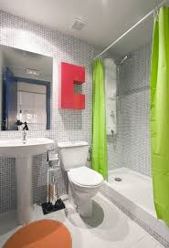 green and white bathroom ideas terrific small simple bathroom ideas with undermount bathtub and