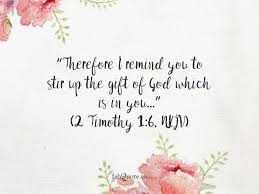 bible verse the gift of god quote