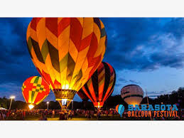 balloon delivery st petersburg fl sarasota hosts inaugural balloon festival this weekend sarasota