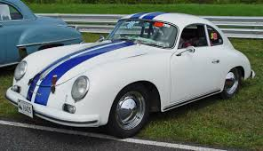 porsche 356 wallpaper porsche 356 white u0026 blue side angle