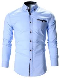 mens checker pocket stretch casual dress shirts sh179 u2013 flatseven