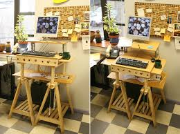 Ikea Create Your Own Desk 48 Best Stand Up Desks Images On Pinterest Office Ideas Office