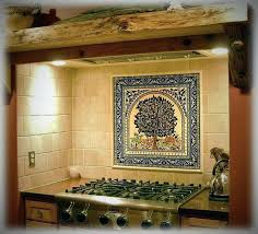 kitchen mural backsplash backsplash tile designs kitchen tile mural ceramic tile backsplash