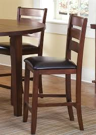 Pepper Chair Chili Pepper Lazy Susan Pub Table 5 Piece Dining Set In Cayenne