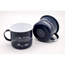 modern mug night and day enamelware mug set modern pioneer