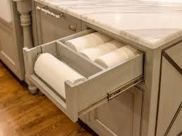 unusual paper towel holders built in paper towel holder in cabinet edgarpoe net