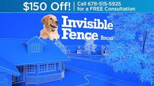 invisible fence for dogs u0026 cats atlanta georgia youtube