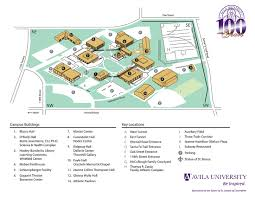 Illinois State Campus Map by Administration U0026 Undergraduate Faculty Avila University Acalog