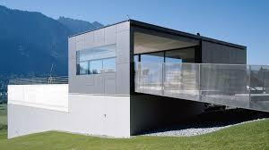 Haus D Mauren Fl Haus D Hammer Pfeiffer Architekten