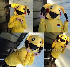 Digimon Halloween Costume Pikachu Halloween Costume Pikachu Halloween Costume