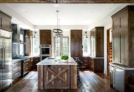 kitchen island colors with wood cabinets trendy kitchen makeovers 20 wood islands that blend warmth