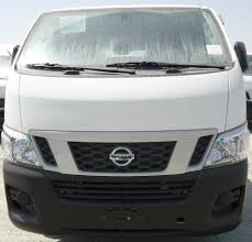nissan box van nv350 nissan urvan diesel 15 seater van 2015 model for export