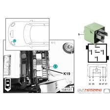 mini cooper relay k19 ac compressor 61368373700 mini cooper