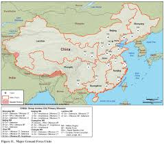 China Maps by Military Power Of The People U0027s Republic Of China 2008 Maps Perry