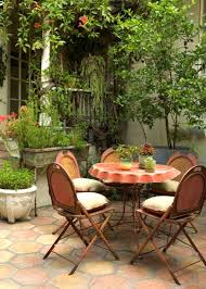 Patio Furniture For Small Spaces by 25 Great Ideas For Creating A Unique Outdoor Dining