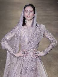 wedding dress elie saab price elie saab s 300 000 wedding dress and five more couture bridal