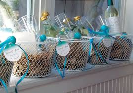 wine basket ideas couples retreat welcome baskets weddings ideas from evermine