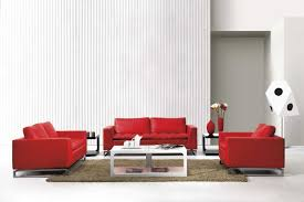 formal white coffee table red accent chairs for living room modern