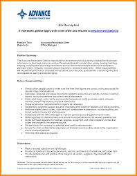 100 accounting clerk resume sample college class homework