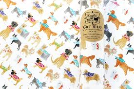 pug wrapping paper gift wrap and greeting cards from lydia pugs dog milk