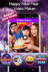 happy new year video maker 2018 video editor android apps on