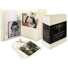 Pocket Photo Album Staples Rectangle Tag U0026 Pocket Album Ivory