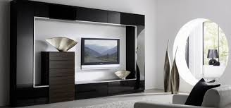Bedroom Wall Unit Designs Bedroom Tv Wall Unit Design Gharexpert - Bedroom furniture wall unit