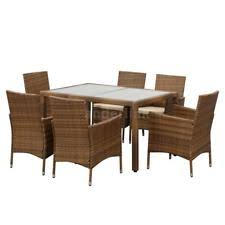 Rattan Patio Table And Chairs Patio Table And Chairs Ebay