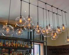 Hanging Edison Bulb Chandelier Diy Hanging Pendants Have A Look Found In High End Decorating But