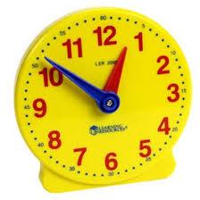 time learning clock big time learning clock clocks teaching time e special needs