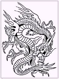 chinese dragon coloring pages easy coloring pages of realistic dragon for preschoolers preview new