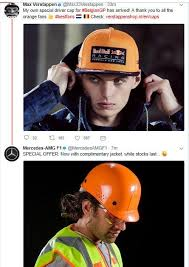 Cap Memes - saw this funny convo between max verstappen and mercedes twitter