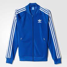 adidas supergirl track jacket eqt blue s16 aj8428 random wants