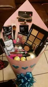makeup gift baskets classsybeauty pinteres