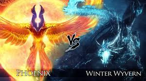 dota 2 vs winter wyvern one click battle