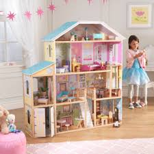 Barbie Dollhouse Plans How To by Majestic Mansion Dollhouse
