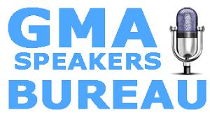speaker bureau gma speaker bureau