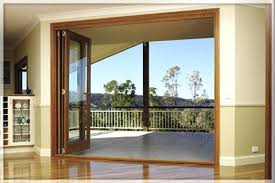 Folding Glass Patio Doors Prices by Folding Sliding Patio Doors Canada Foldnslide Systems Home