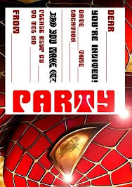 28 best spiderman images on pinterest birthday party ideas
