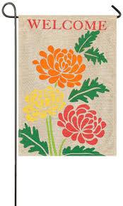 Decorative Garden Flags 161 Best Garden Flags Images On Pinterest Butterflies Burlap