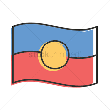 Indigenous Flags Of Australia Indigenous Australia Flag Vector Image 1949756 Stockunlimited