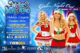 blue martini bottle lingerie xmas fashion show hosted by blue martini brickell u2013 gateme