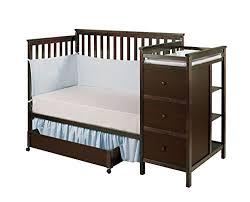 Shermag Convertible Crib Shermag Florence Convertible Crib N Changer Combo Espresso