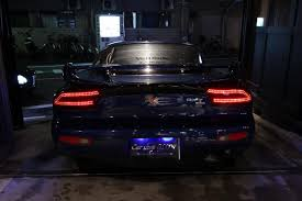 custom car tail lights car shop glow custom led tail lights smoked fd3s rhdjapan