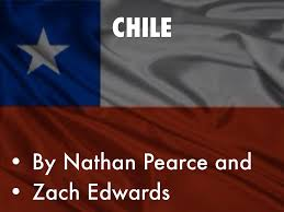 Chilian Flag Chile By Nathan Pearce
