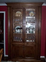 curio cabinet curio cabinet impressive kitchen picture ideas