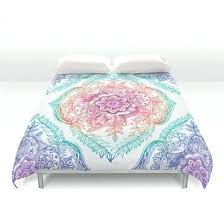 Indian Inspired Bedding Native American Print Duvet Cover Indian Block Print Bedspreads