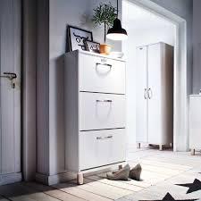 designer schuhschrank schuhschrank in weiß im retro design pharao24 de