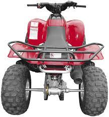 amazon com quadboss mount kit f sport atv rear rack honda