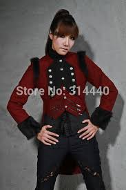Warm Womens Halloween Costumes Rq Bl Women Halloween Costumes Steam Punk Winter Warm Tailcoat